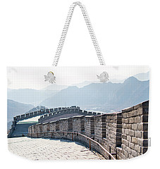 The Great Wall Of China Weekender Tote Bag