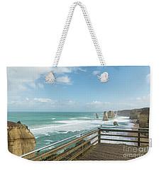 Twelve Apostles Sea Rocks Weekender Tote Bag