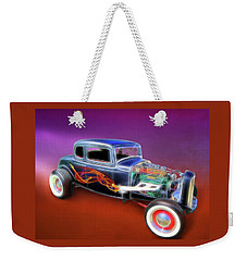 1932 Ford Roadster Weekender Tote Bag