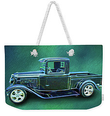 1934 Ford Pickup Weekender Tote Bag