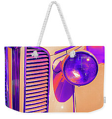 1937 Dodge Glowing Weekender Tote Bag