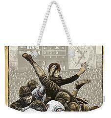 1940 Chicago Bears Weekender Tote Bag