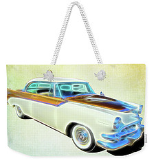 1956 Dodge Royal Weekender Tote Bag