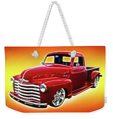 19948 Chevy Truck Weekender Tote Bag