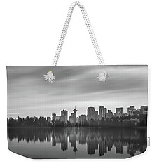 Downtown Vancouver Weekender Tote Bag