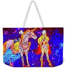 She - Ra And Swift Wind Weekender Tote Bag