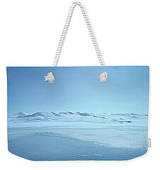 Weekender Tote Bag featuring the photograph Stillness by Phil Koch