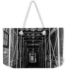 Under Construction Weekender Tote Bag