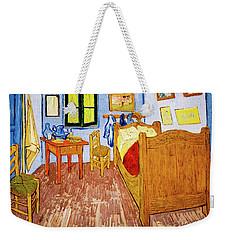 Van Gogh's Bedroom At Arles Weekender Tote Bag
