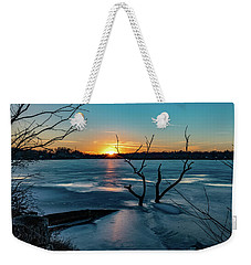 2019-012/365 January Sunset Weekender Tote Bag