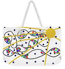 3-13-2010f Weekender Tote Bag