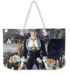 A Bar At The Folies Bergere Weekender Tote Bag
