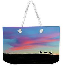 3 Horsemen Weekender Tote Bag