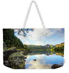 Llyn Crafnant Weekender Tote Bag