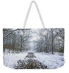 30/01/19  Rivington. Lower Barn. Arboretum Path. Weekender Tote Bag