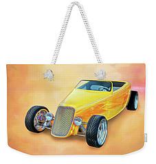 33 Speedstar Weekender Tote Bag