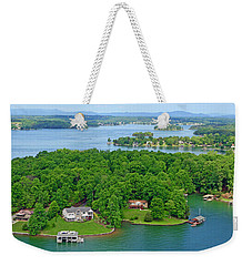 Smith Mountain Lake, Va. Weekender Tote Bag