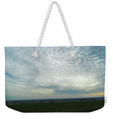 Colossal Country Clouds Weekender Tote Bag