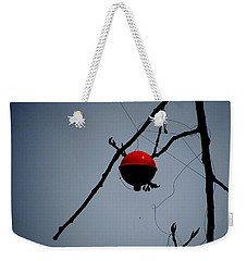 A Bad Day Fishing Weekender Tote Bag