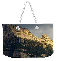 Weekender Tote Bag featuring the photograph A Blast Of Light by Stephen Taylor