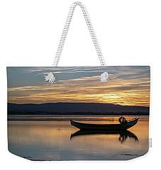 A Boat Weekender Tote Bag