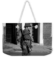 A Century Of Remembrance Weekender Tote Bag