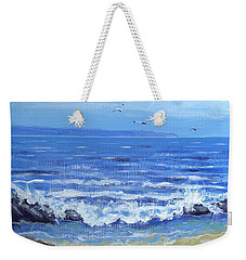 A Distant Shore Weekender Tote Bag