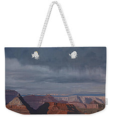 A Little Rain Over The Canyon Weekender Tote Bag
