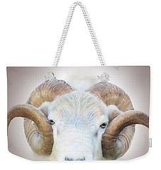 A Little Ram  Weekender Tote Bag