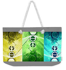 A New World, Chaos Weekender Tote Bag