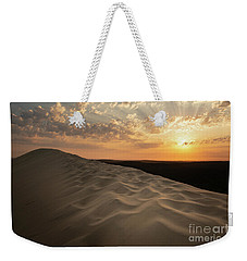 A Peaceful Moment Weekender Tote Bag
