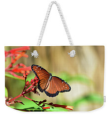 A Queen But Not A Monarch Weekender Tote Bag