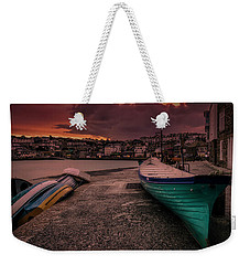 A Quiet Moment - Cornwall Weekender Tote Bag