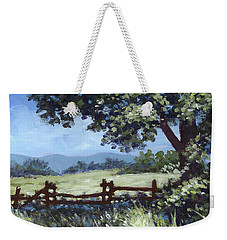 A Shady Rest Sketch Weekender Tote Bag