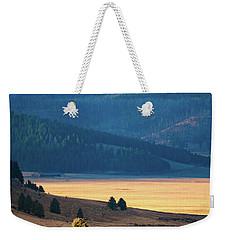 A Slice Of Caldera Weekender Tote Bag