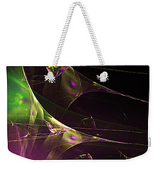 A Space Aurora Weekender Tote Bag