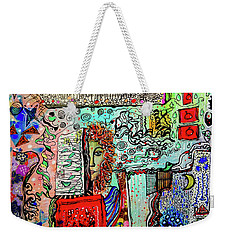 A Story Waiting To Be Told Weekender Tote Bag