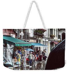 A Typical Venetian Day Weekender Tote Bag