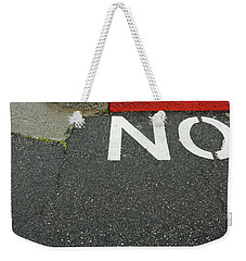 A Word I Don't Understand Weekender Tote Bag