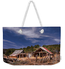 Abandoned Ranch Weekender Tote Bag