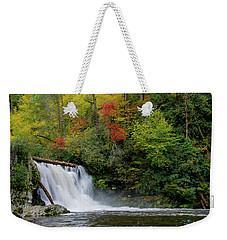 Abrams Falls Weekender Tote Bag