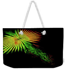 Abstract 47 Weekender Tote Bag