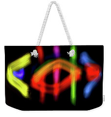 Abstract 48 Weekender Tote Bag