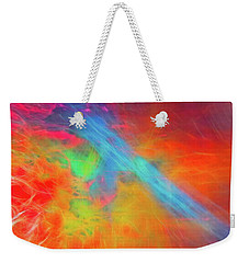Abstract 51 Weekender Tote Bag