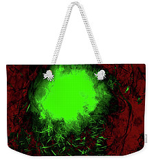 Abstract 52 Weekender Tote Bag
