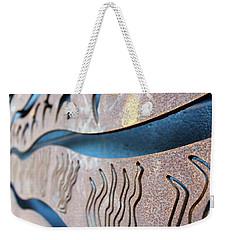 Abstract Lake Patricia Sign 1 Weekender Tote Bag