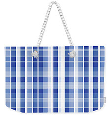 Abstract Squares And Lines Background - Dde609 Weekender Tote Bag