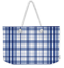 Abstract Squares And Lines Background - Dde611 Weekender Tote Bag