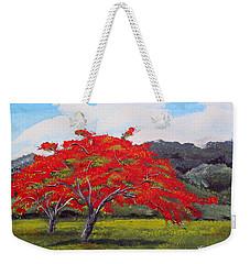 Adorning Nature Weekender Tote Bag
