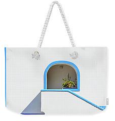 Aeolian Geometry Weekender Tote Bag